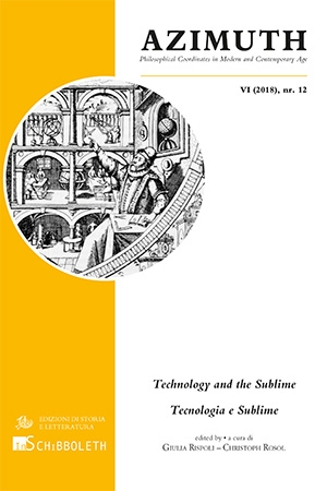 Technology and the Sublime / Tecnologia e Sublime