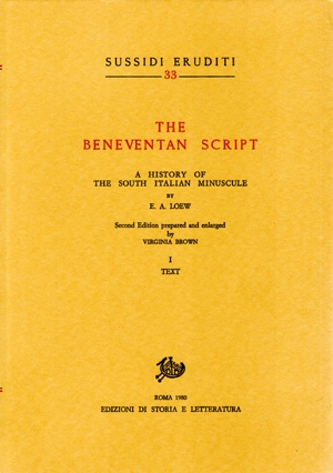 The Beneventan Script