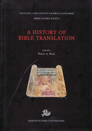 A History of Bible Translation