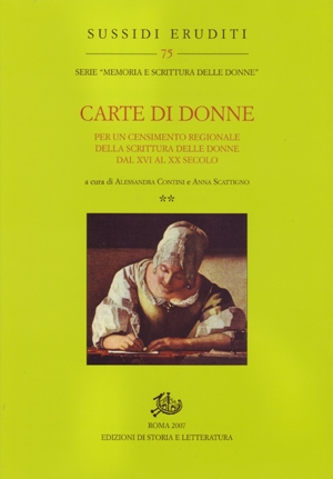 Carte di donne. II
