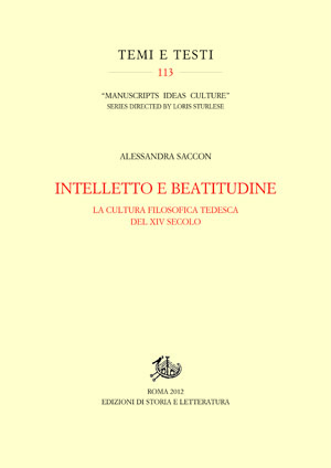 Intelletto e beatitudine