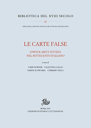 Le carte false
