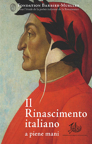 copertina di Il Rinascimento italiano a piene mani