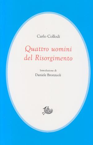 copertina di Quattro uomini del Risorgimento