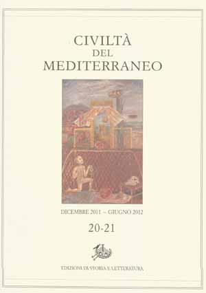 copertina di Civiltà del Mediterraneo, 20-21