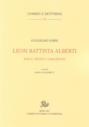 copertina di Leon Battista Alberti