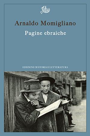 copertina di Pagine ebraiche