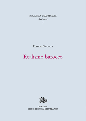 copertina di Realismo barocco