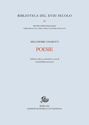 copertina di Poesie