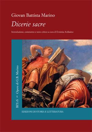 copertina di Dicerie sacre