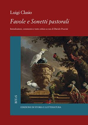 copertina di Favole e Sonetti pastorali