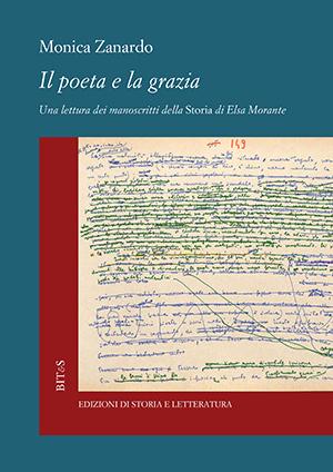 copertina di Il poeta e la grazia