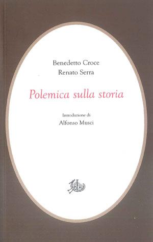 copertina di Polemica sulla storia