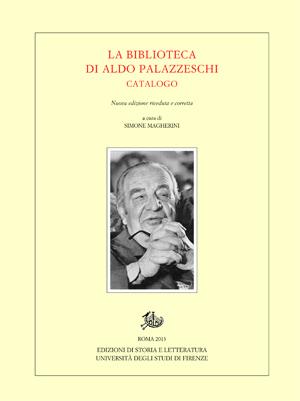 copertina di La biblioteca di Aldo Palazzeschi