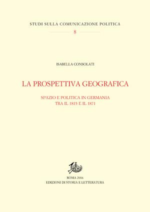 copertina di La prospettiva geografica
