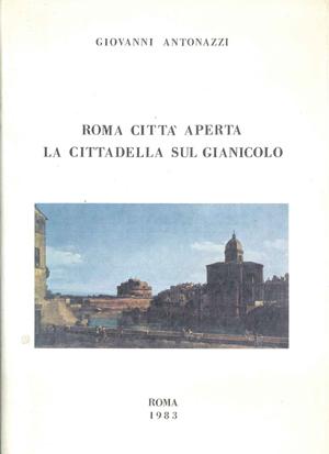 copertina di Roma città aperta
