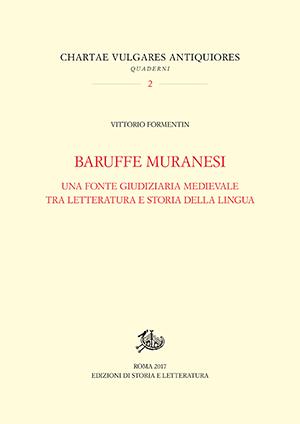 copertina di Baruffe muranesi