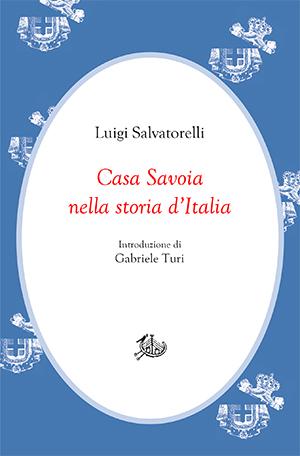 copertina di Casa Savoia nella storia d'Italia