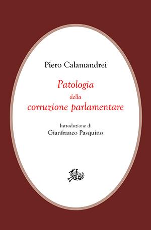 copertina di Patologia della corruzione parlamentare