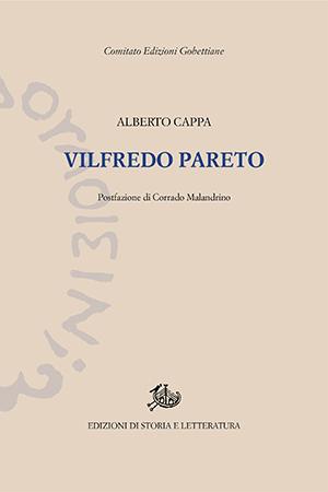 copertina di Vilfredo Pareto