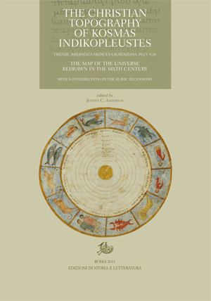 copertina di The Christian Topography of Kosmas Indikopleustes