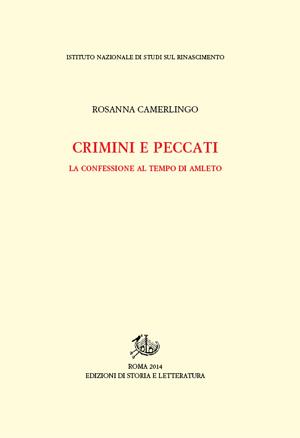 copertina di Crimini e peccati