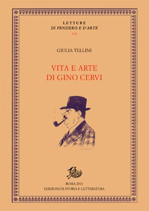copertina di Vita e arte di Gino Cervi