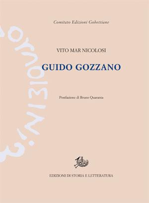 copertina di Guido Gozzano