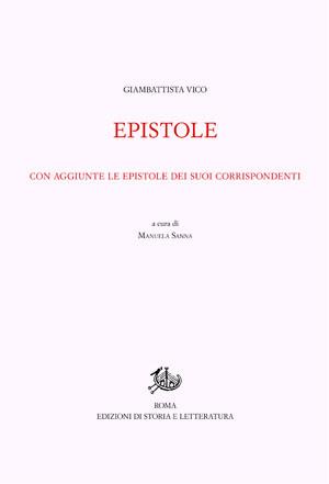 copertina di Epistole