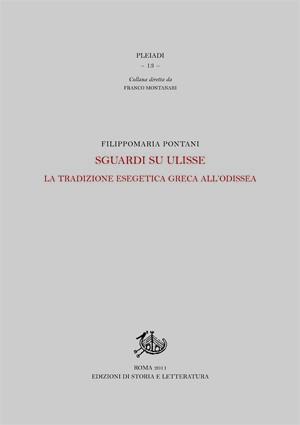 copertina di Sguardi su Ulisse