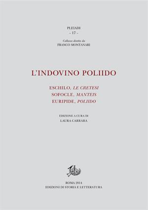 copertina di L'indovino Poliido