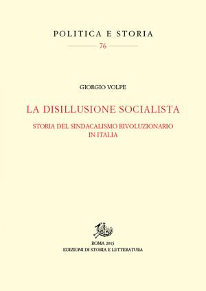 copertina di La disillusione socialista
