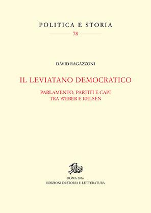 copertina di Il Leviatano democratico