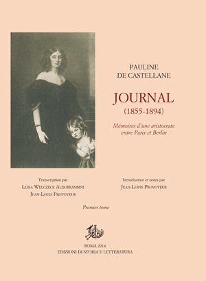 copertina di Journal (1855-1894)