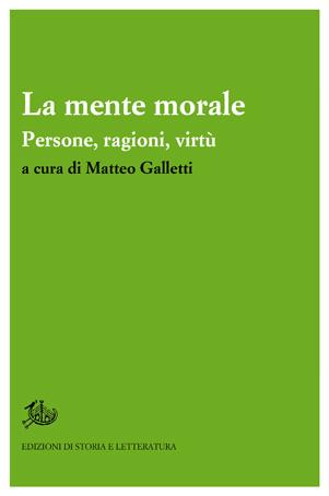 copertina di La mente morale