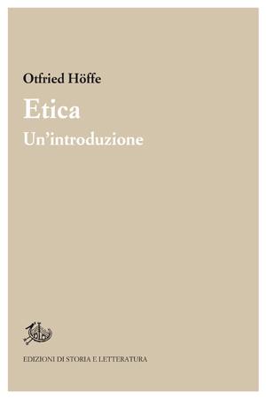 copertina di Etica