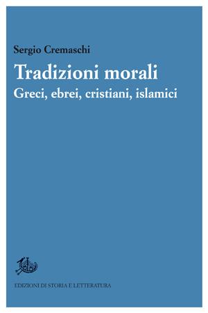 copertina di Tradizioni morali