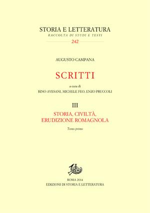 copertina di Scritti. III