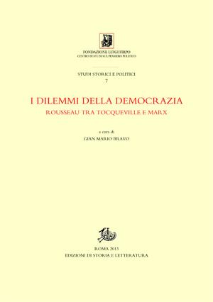 copertina di I dilemmi della democrazia