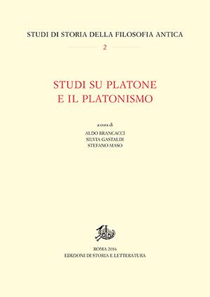 copertina di Studi su Platone e il platonismo