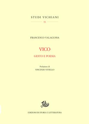 copertina di Vico