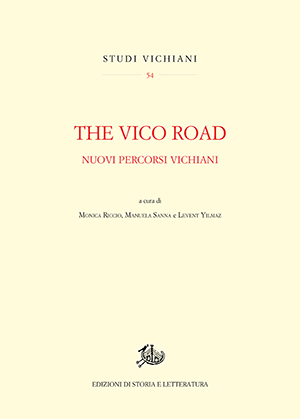 copertina di The Vico Road
