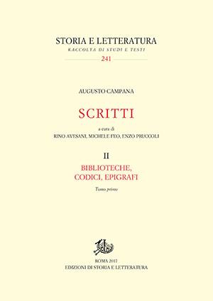 copertina di Scritti. II