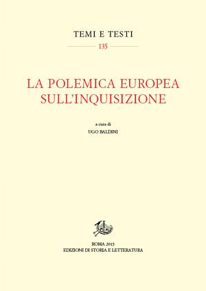 copertina di La polemica europea sull'Inquisizione