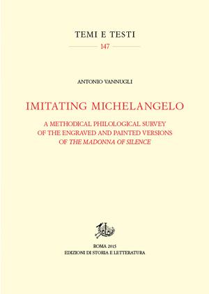 copertina di Imitating Michelangelo