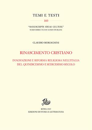 copertina di Rinascimento cristiano