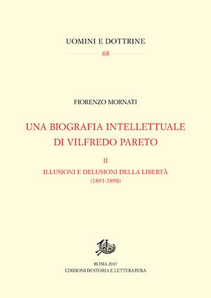 copertina di Una biografia intellettuale di Vilfredo Pareto. II