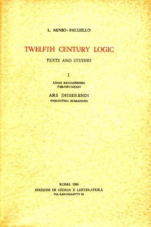 copertina di Ars disserendi (dialectica Alexandri)