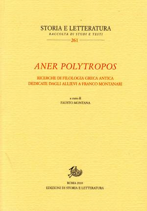 copertina di Aner polytropos