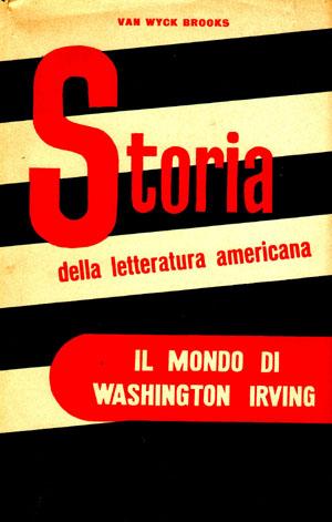 copertina di Il mondo di Washington Irving